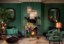 Цветовое оформление гостиной