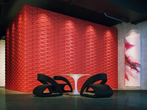 3D декор стен 11