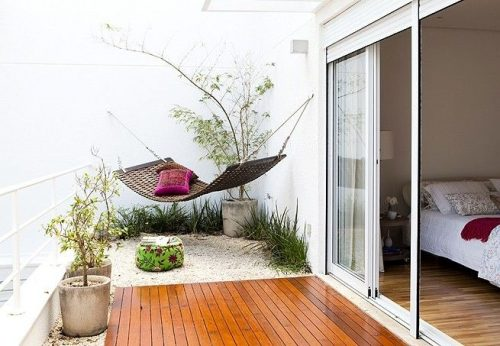 Дизайн балкона 11