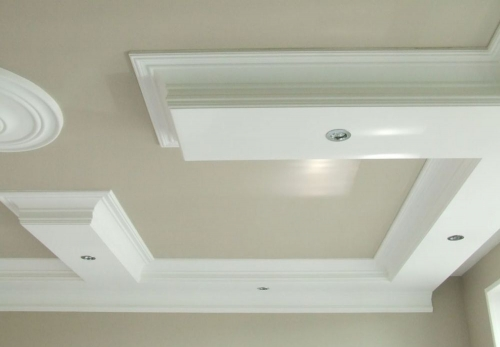 Дизайн потолков из гипсокартона, фото