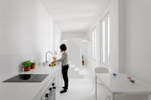 Эргономичный дизайн кухни